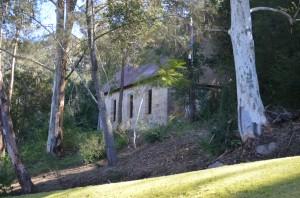 Old Methodist Church, Sackville Reach