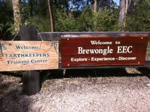 The new Brewongle! An Earthkeepers Training Centre.