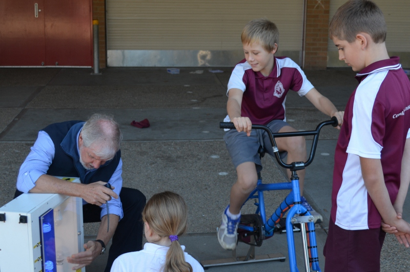 Comleroy Rd Public School Is Climate Clever Brewongle