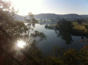 The Hawkesbury River